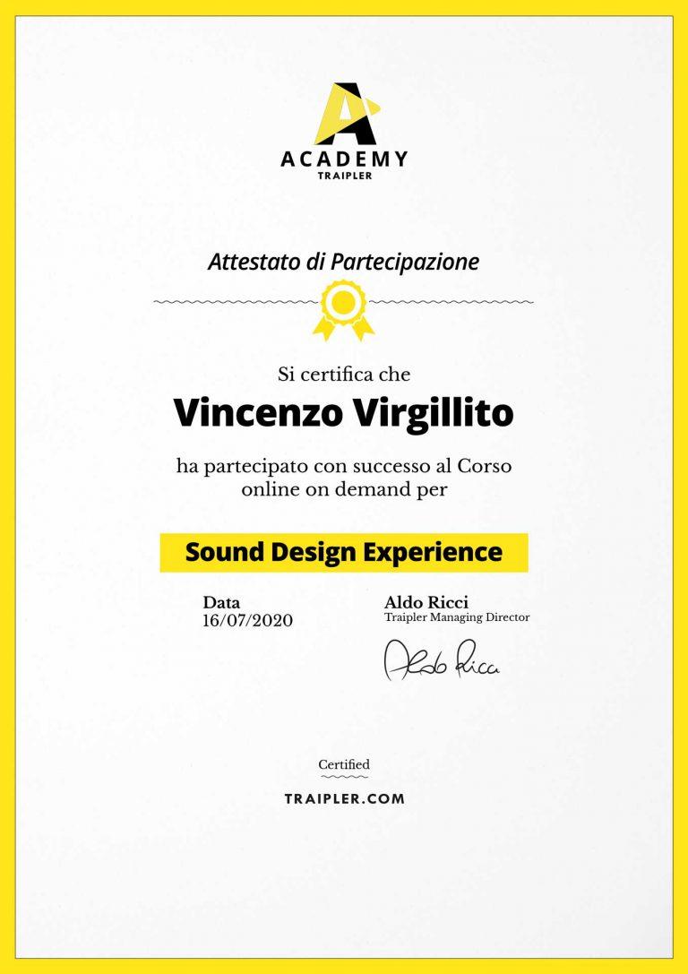 AttestatoAcademy_Sound-design