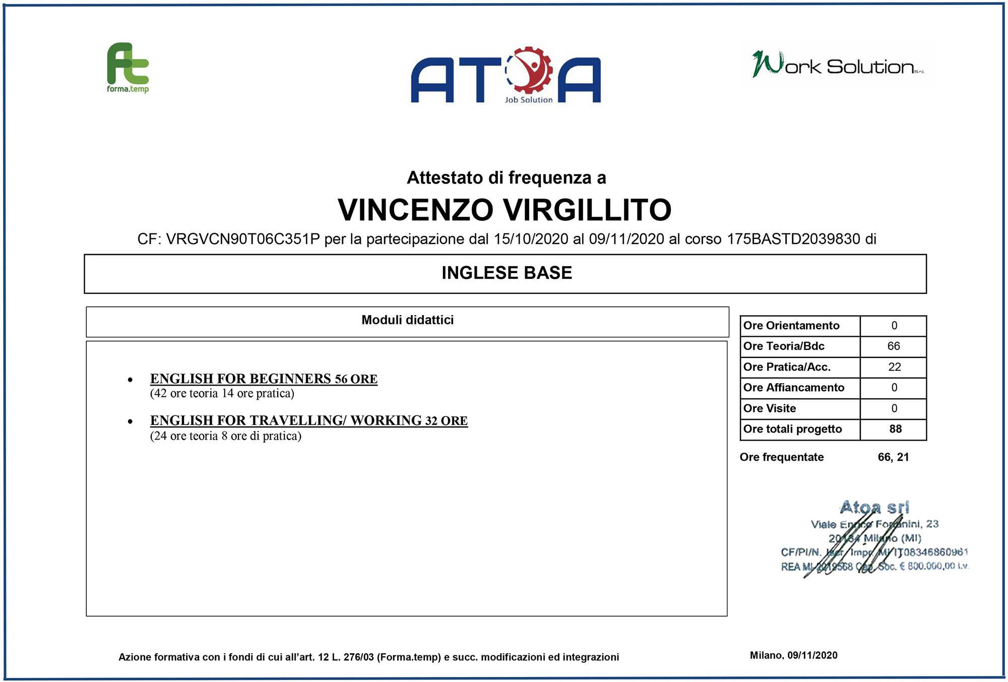 Attestato-Inglese-Base-Work-Solution
